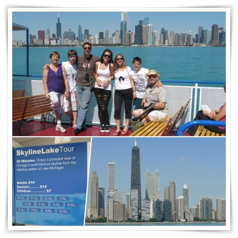 skyline lake tour
