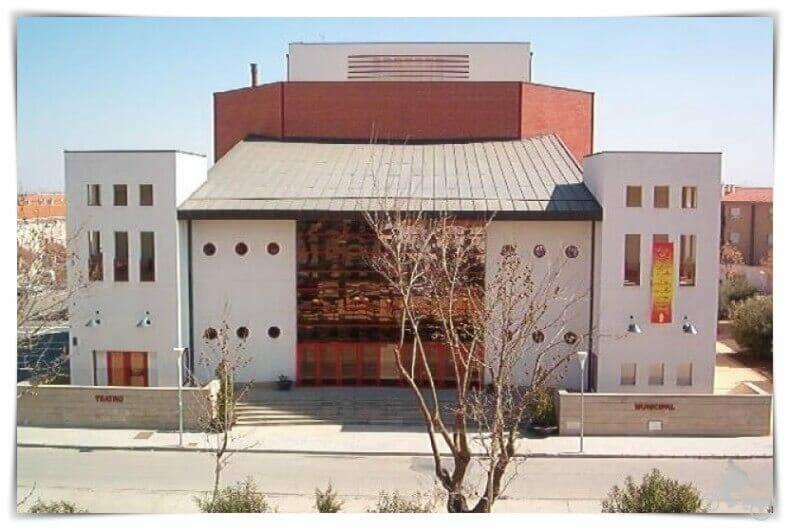 teatro municipal tomelloso