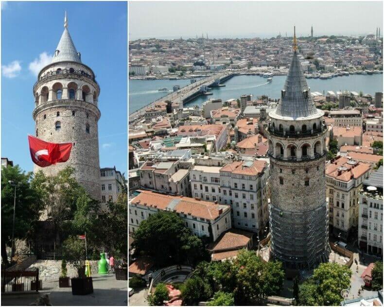 Torre Gálata de Estambul