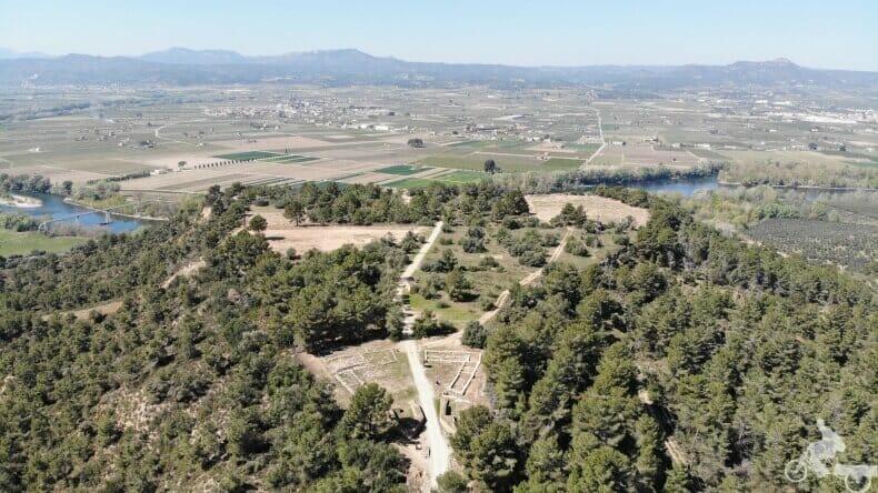 castellet de banyoles poblado iberico
