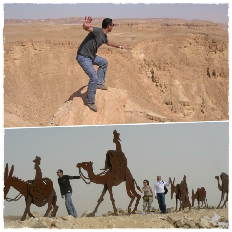desierto del Néguev - que visitar en Israel