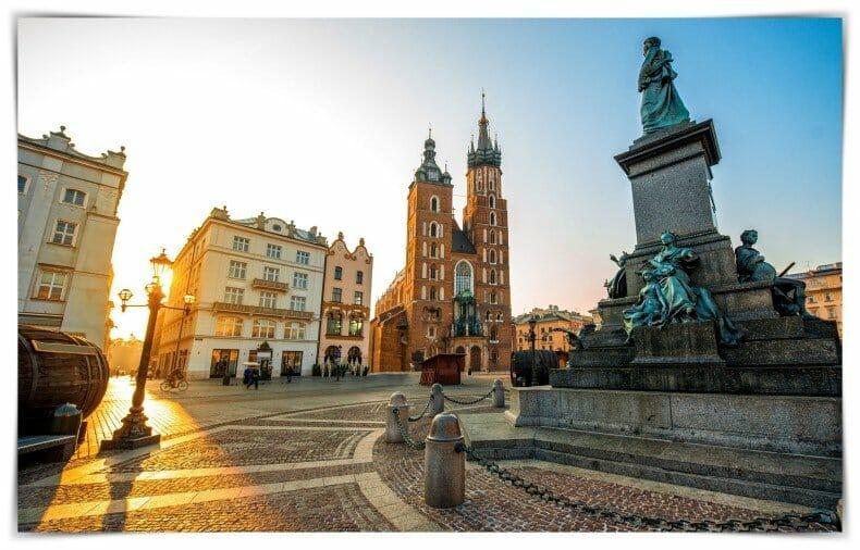 free tour por Cracovia