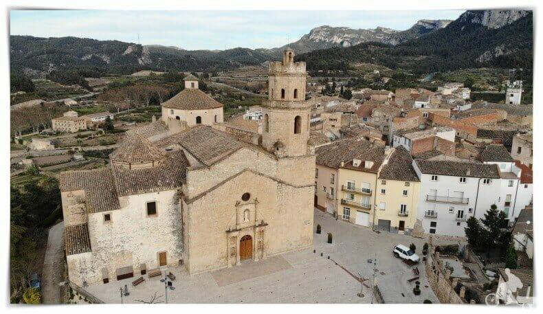 iglesia sant Jaume - Tivissa