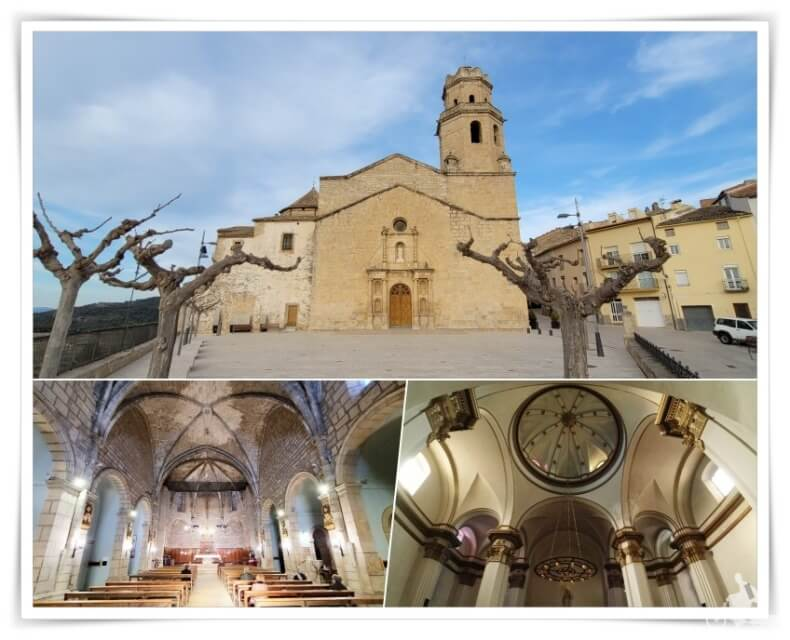 iglesia Sant Jaume Tivissa