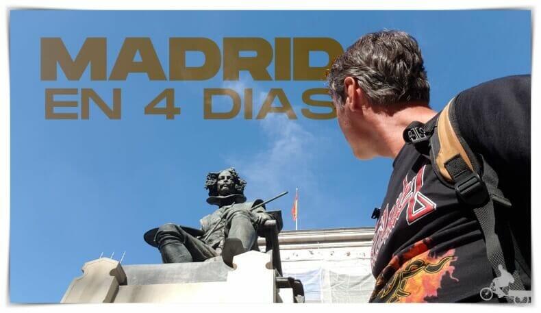 Madrid en 4 días