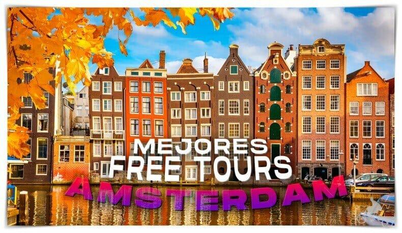 Mejores free tours en Ámsterdam