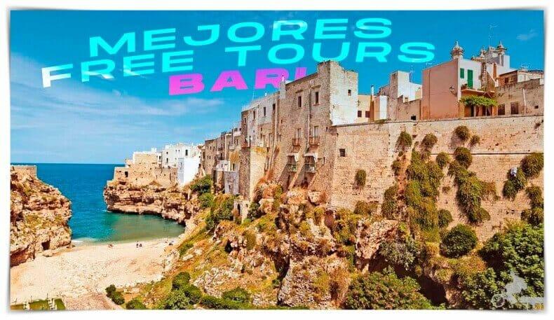 Mejores free tours en Bari