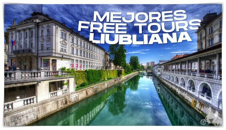 mejores free tours en Liubliana