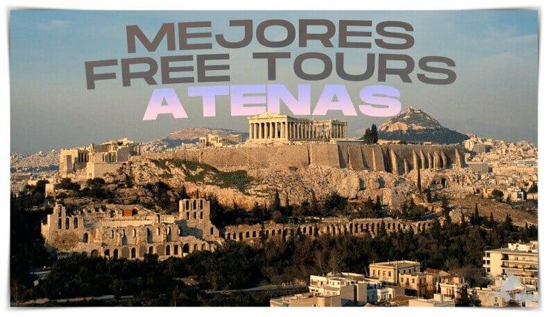 mejores free tours en Atenas