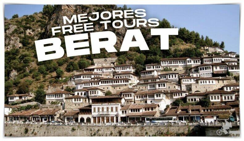 mejores free tours en Berat