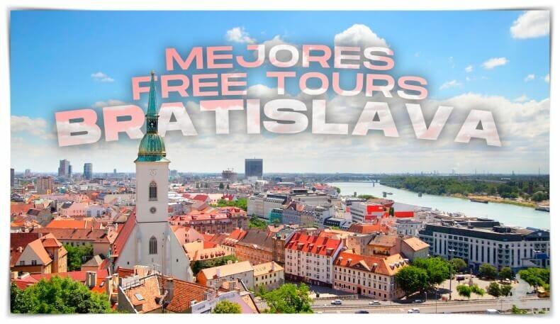 mejores free tours en Bratislava