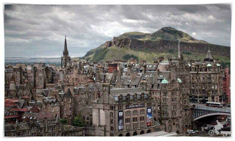 mejores free tours de Edimburgo