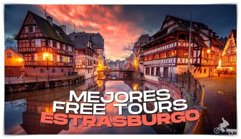 mejores free tours en Estrasburgo