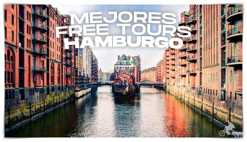 mejores free tours en Hamburgo