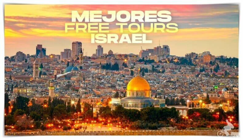 mejores free tours en Israel