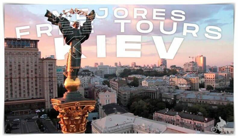 mejores free tours en Kiev