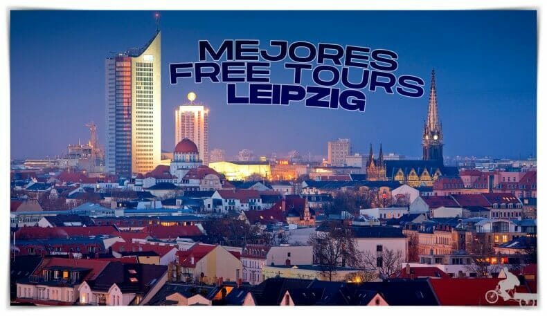 mejores free tours en Leipzig