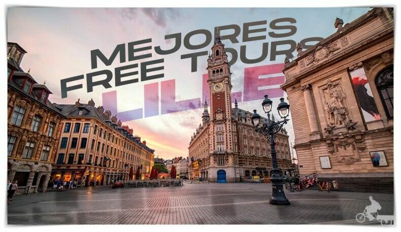 mejores free tours en Lille