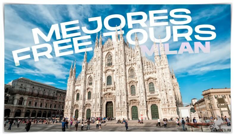 mejores free tours en Milán