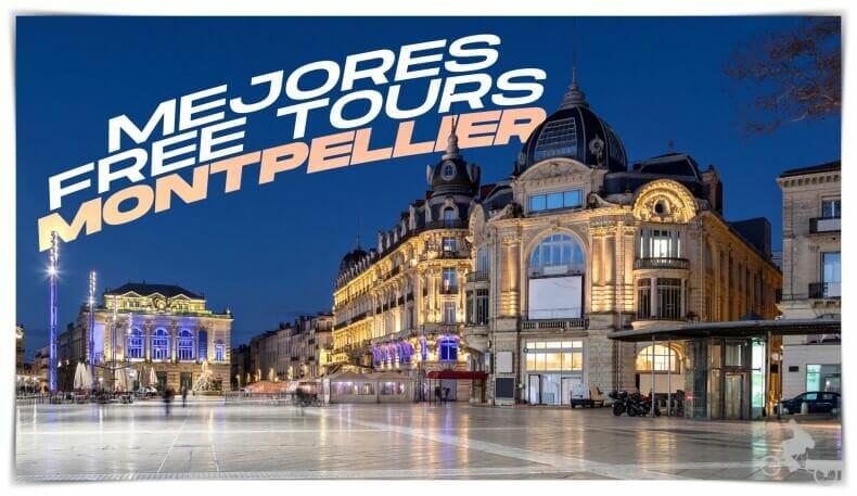 mejores free tours en Montpellier