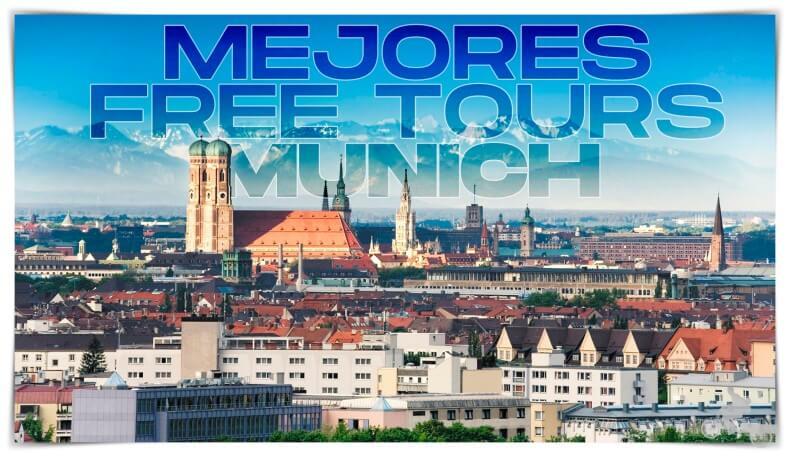 mejores free tours en Múnich