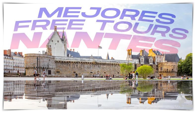 mejores free tours en Nantes