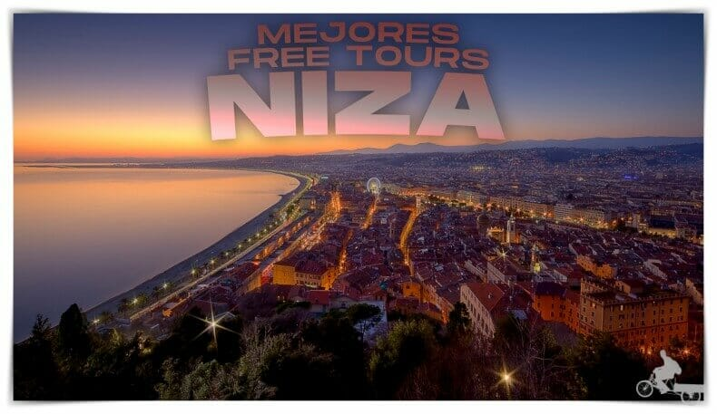 mejores free tours en Niza