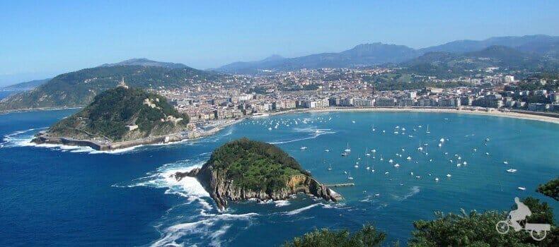 isla santa Clara - Mejores Free Tours en San Sebastián