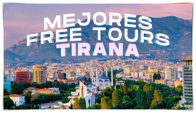 Mejores free tours en Tirana