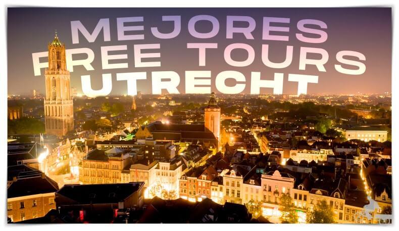 Mejores free tours en Utrecht