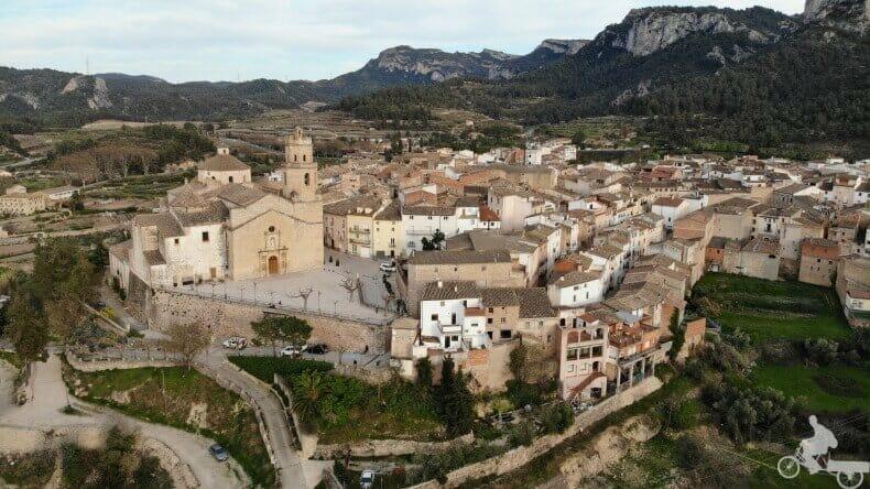 tivissa uno de los pueblos más bonitos de Cataluña