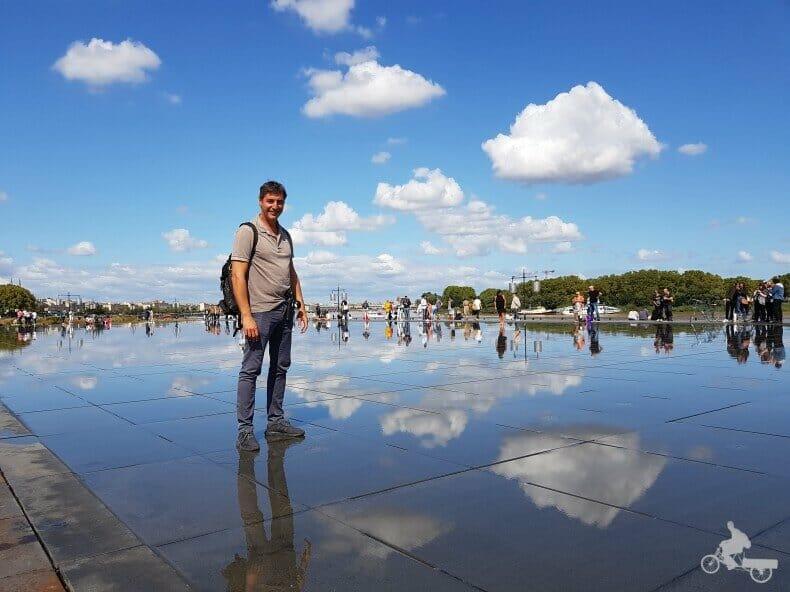 Miroir d'eau de Bordeaux - qué ver en Burdeos