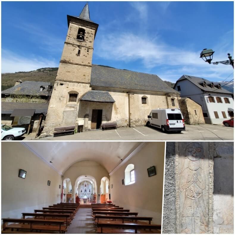 Iglesia de Era Mair de Diu deth Roser