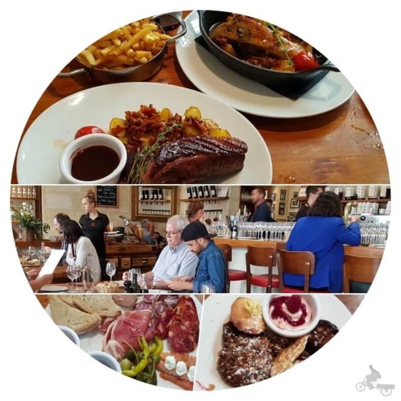 La Brasserie Bordelaise - donde comer en burdeos