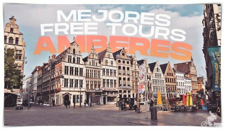 mejores free tours en Amberes