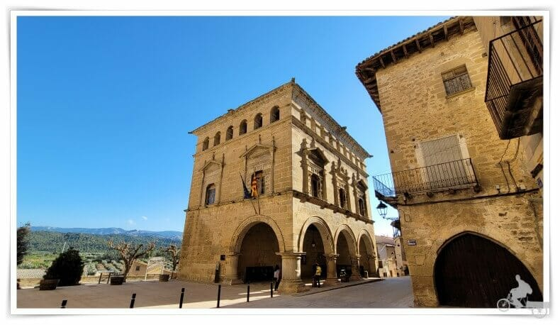 ayuntamiento de Arnes