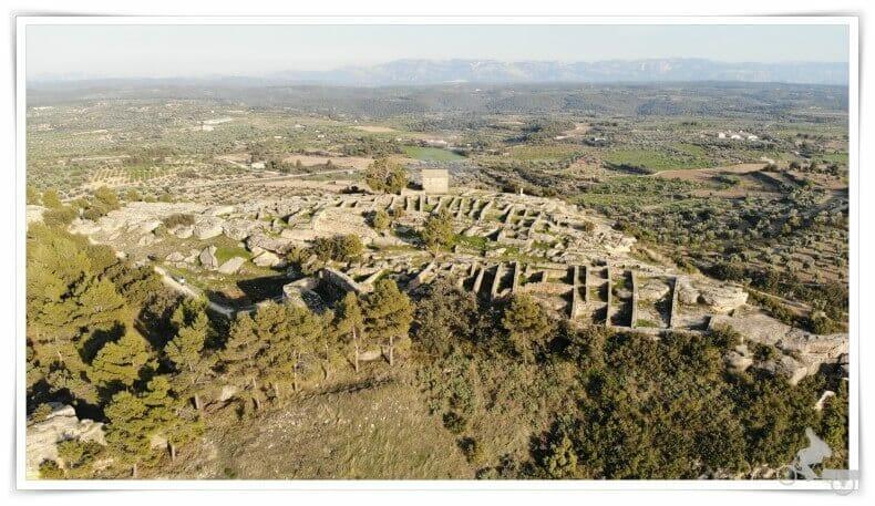 poblado ibérico de Calaceite