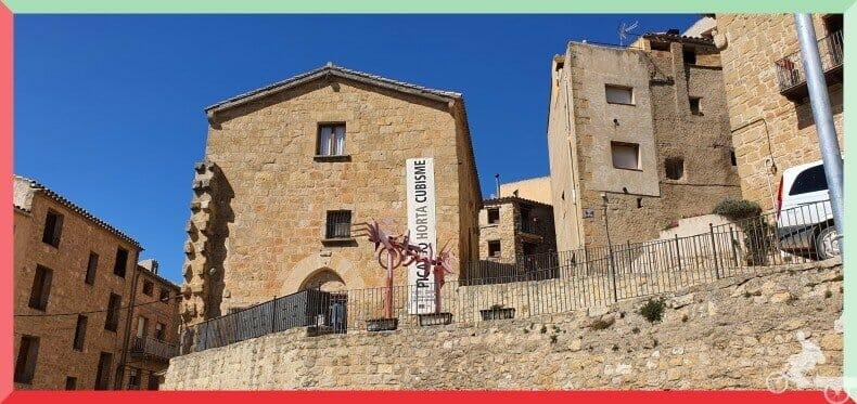 centro picasso de Horta de Sant Joan