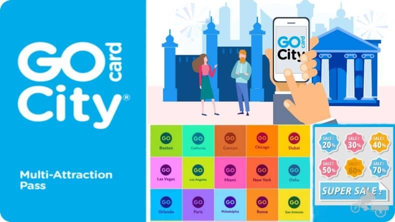 códigos descuento Go City pass