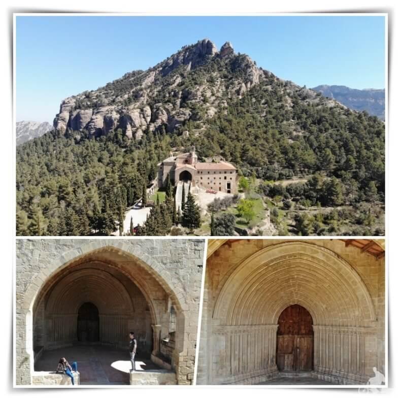 convento de Sant Salvador de Horta
