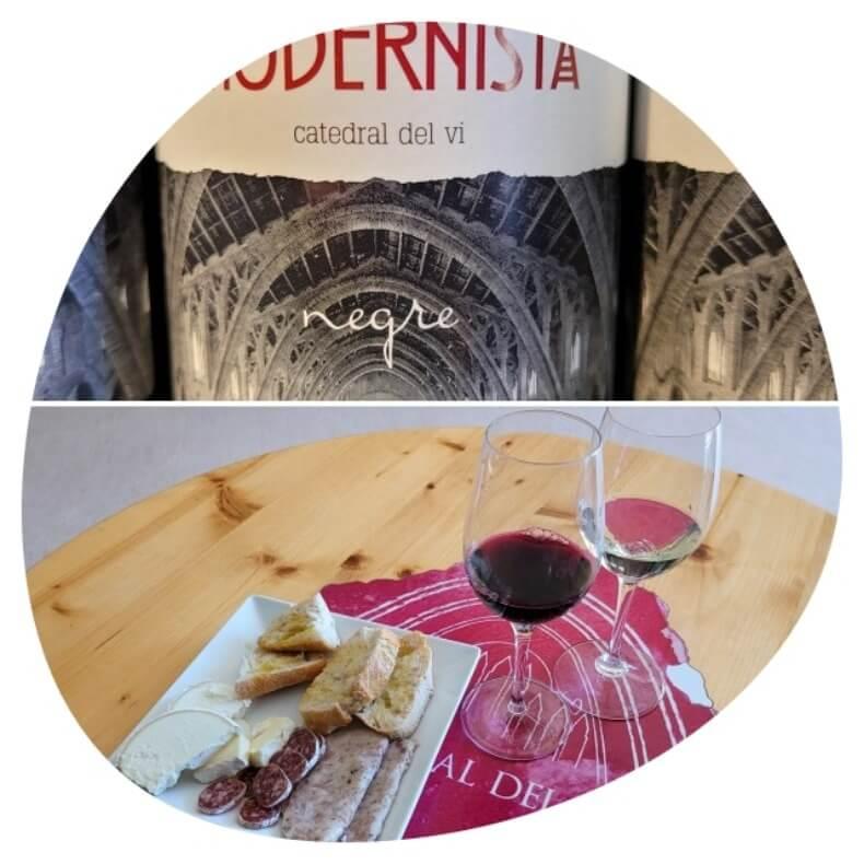 degustación en la Catedral del vino