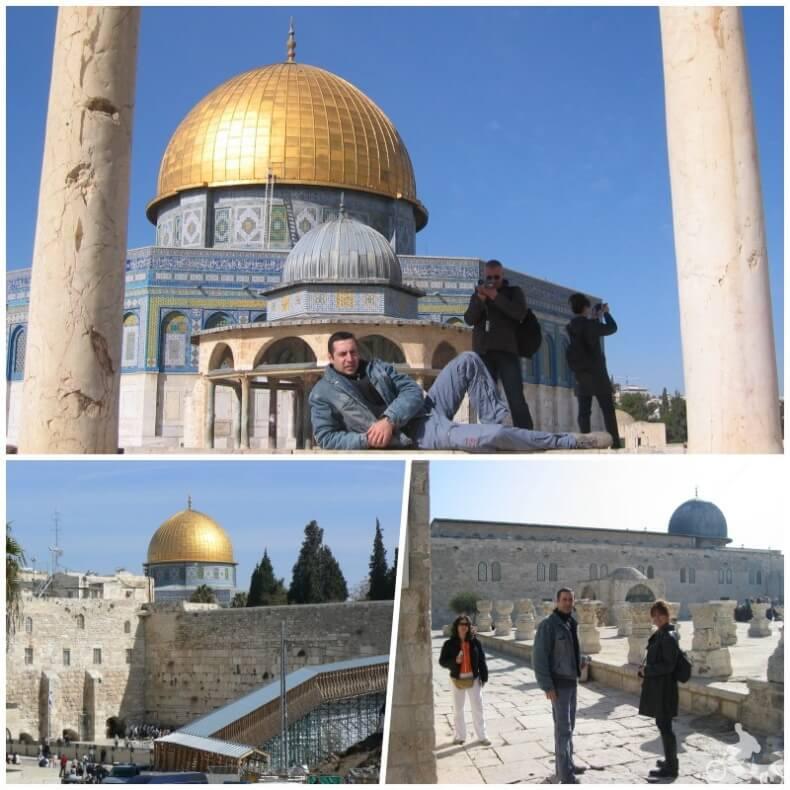 esplanada de las mezquitas - qué ver en Jerusalén
