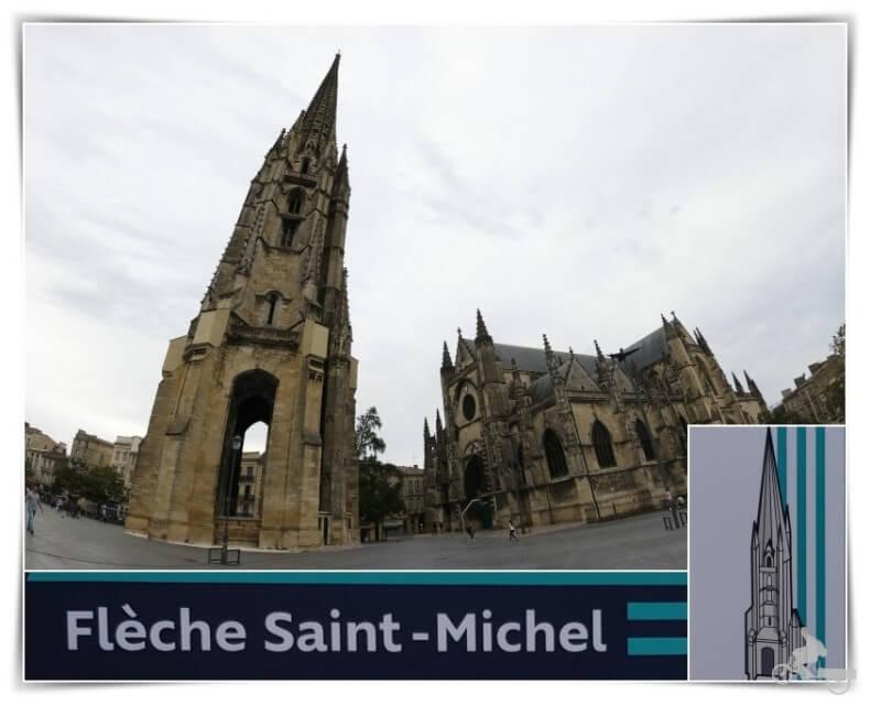 fleche saint Michel