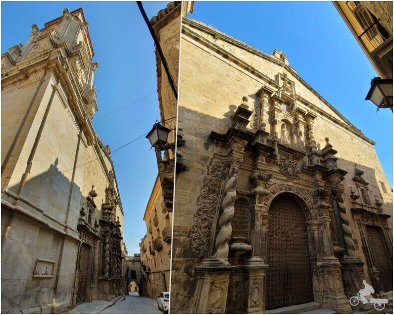 iglesia parroquial Asuncion Calaceite