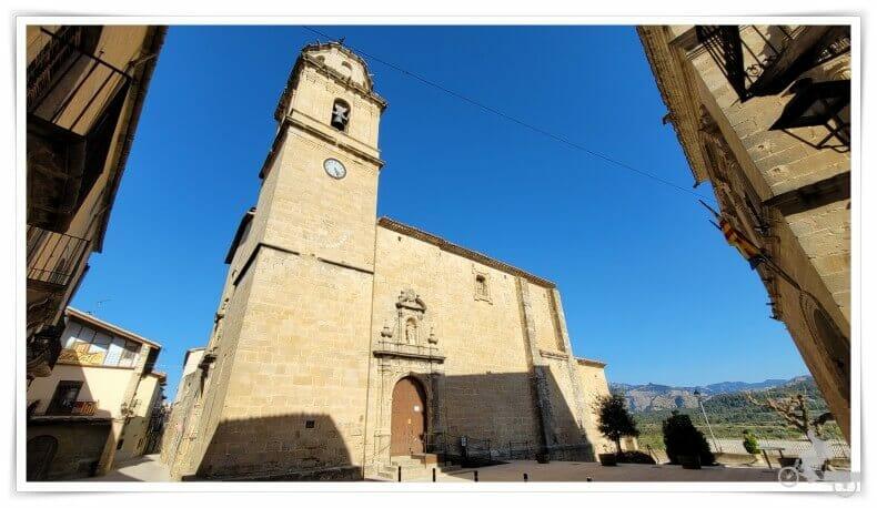 iglesia de santa Magdalena