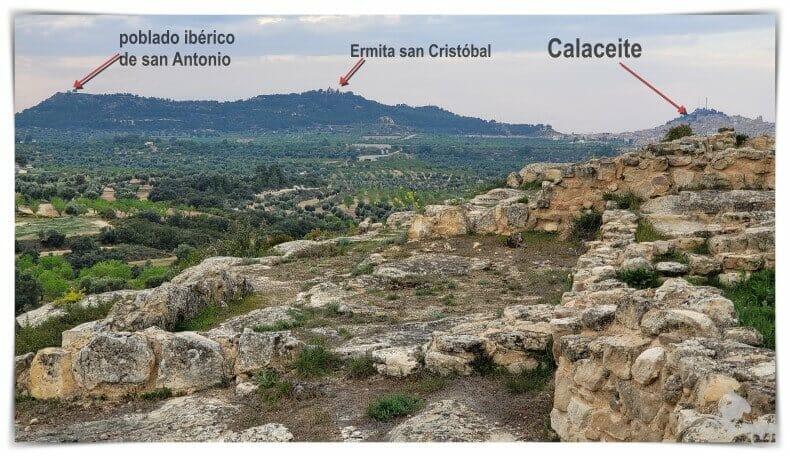 cómo llegar al poblado ibérico de Tossal Redó