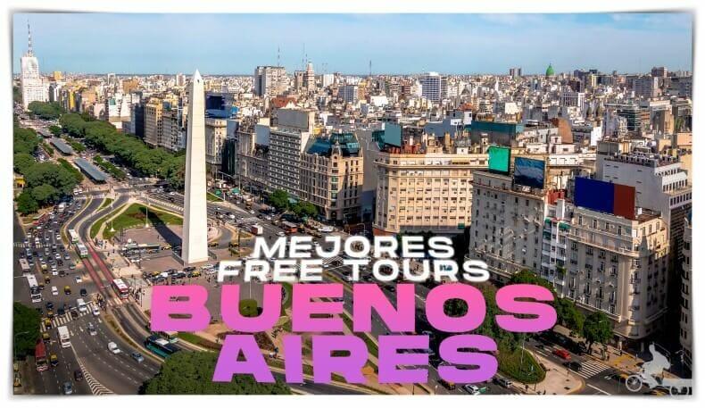 mejores free tours en Buenos Aires