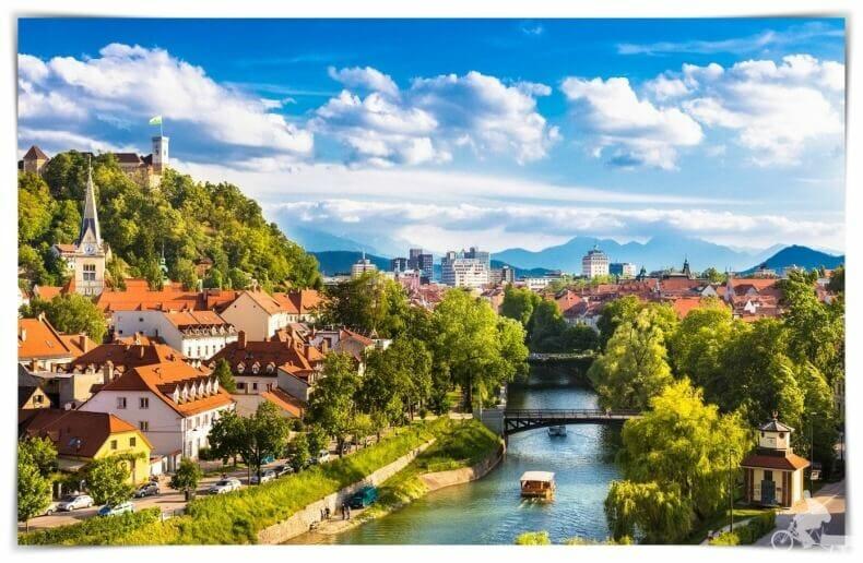 mejores free tours por Liubliana