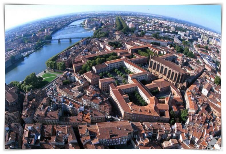 mejores free tours por Toulouse