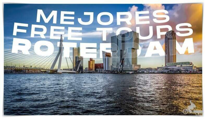 mejores free tours en Rotterdam
